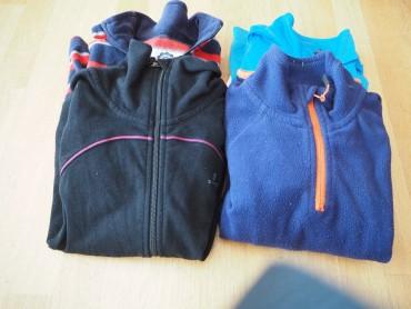 Doble lot de jaquetes talla 9-10