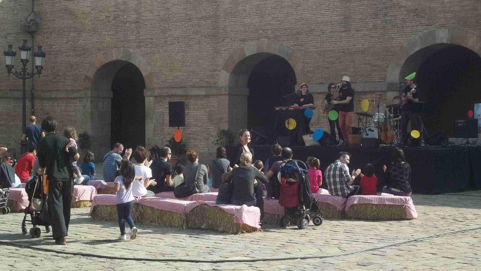 Tardes familiars Castell de Montjuic