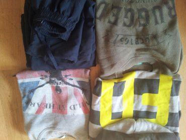pantalons i 3 jerseis T11