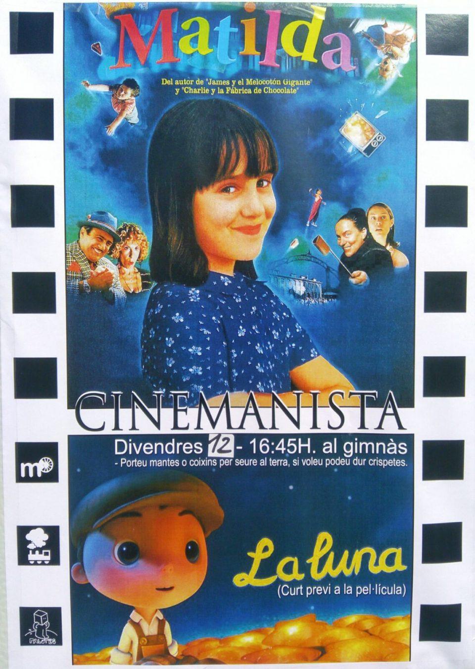 CINEMANISTA