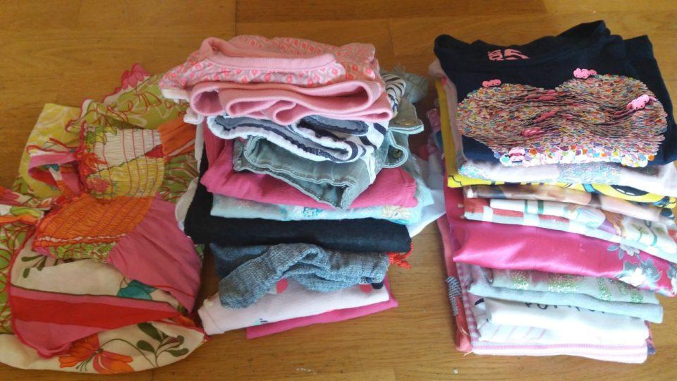 lot de roba nena 4-6 anys