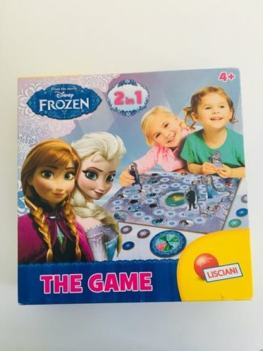 THE GAME. FROZEN.