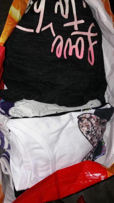 lot de roba