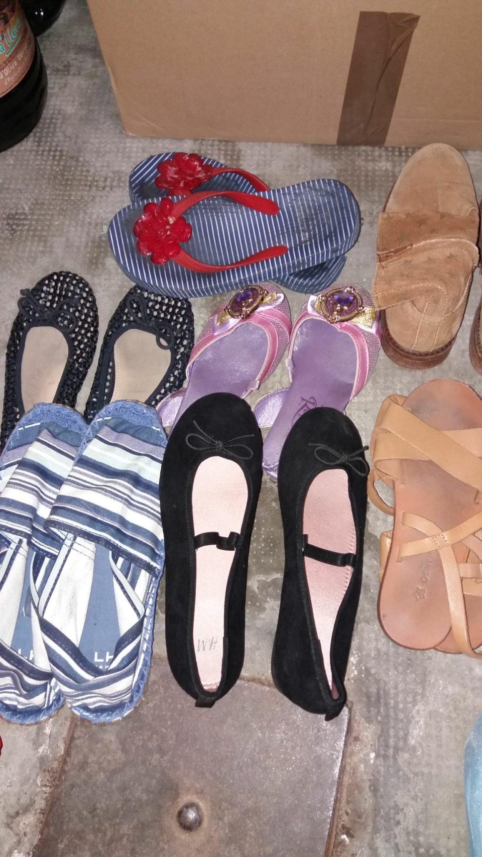 lot de sabates