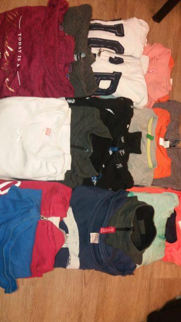 lot de roba de 8-10 anys