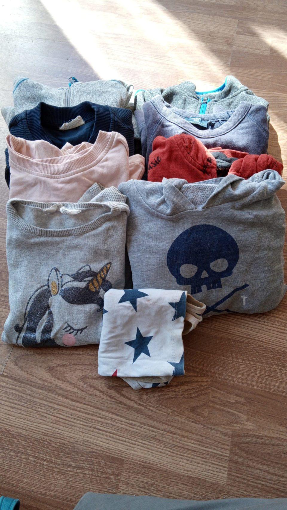 Dessuadores i jerseis