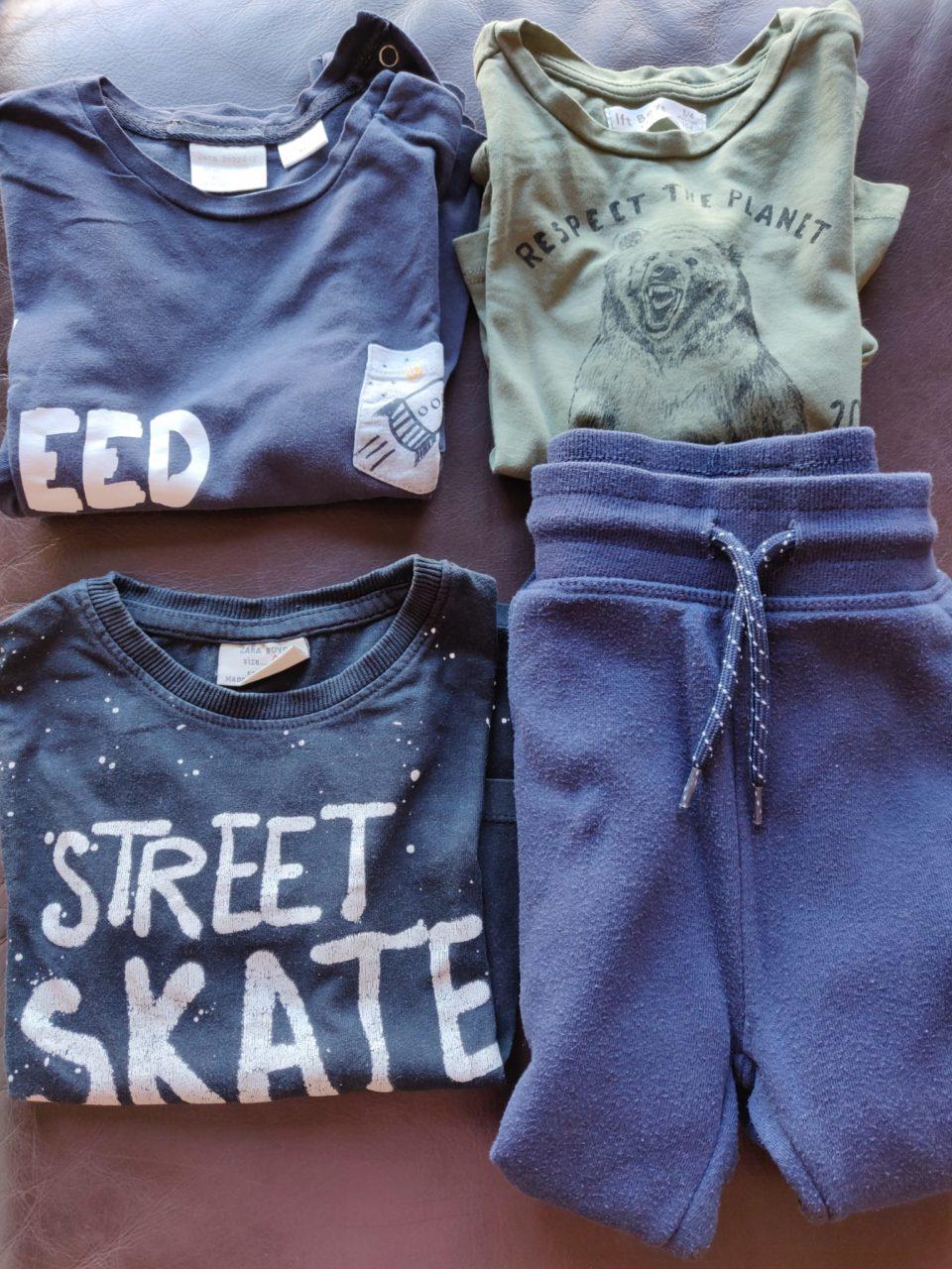 samarretes i pantaló