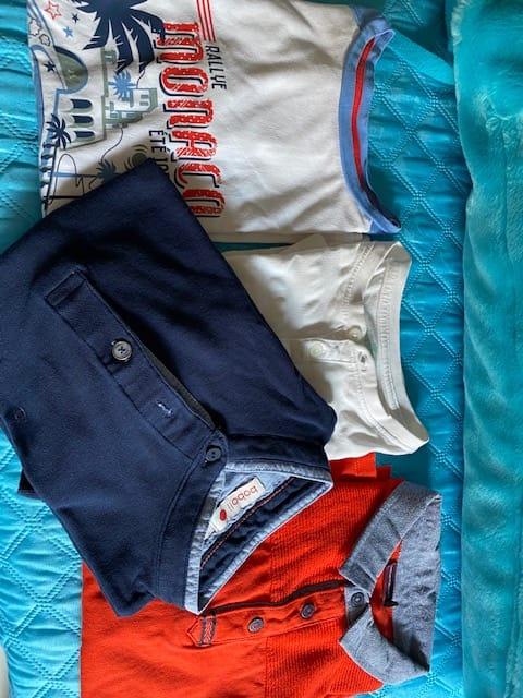 Samarretes màniga curta