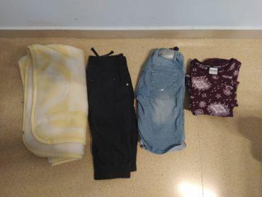 Pantalons i pijama T8-9