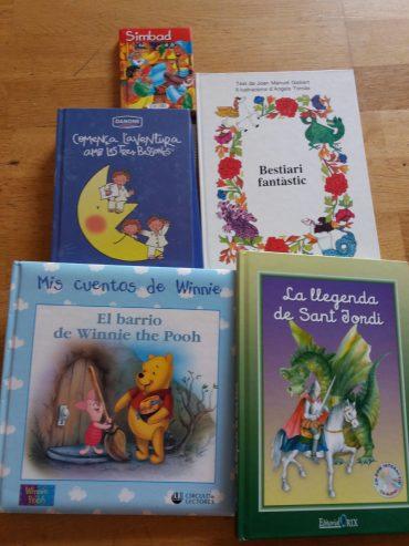 lot de llibres infantils