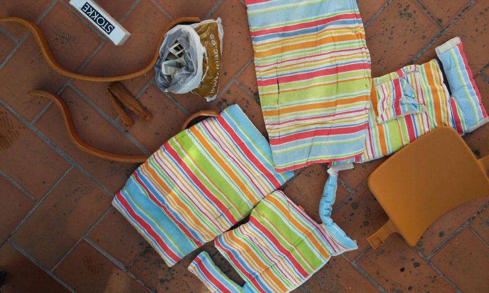 kit accessoris cadira stokke