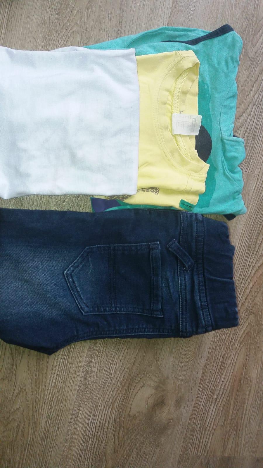 lot de roba de 3 anys