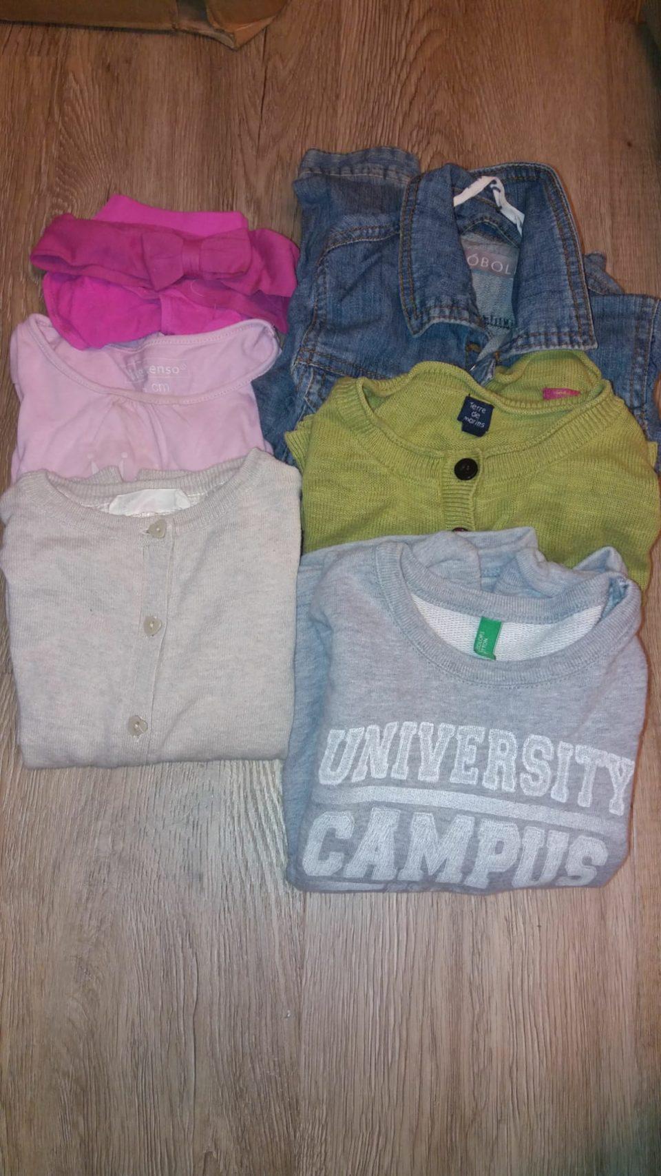 Lot de roba P3