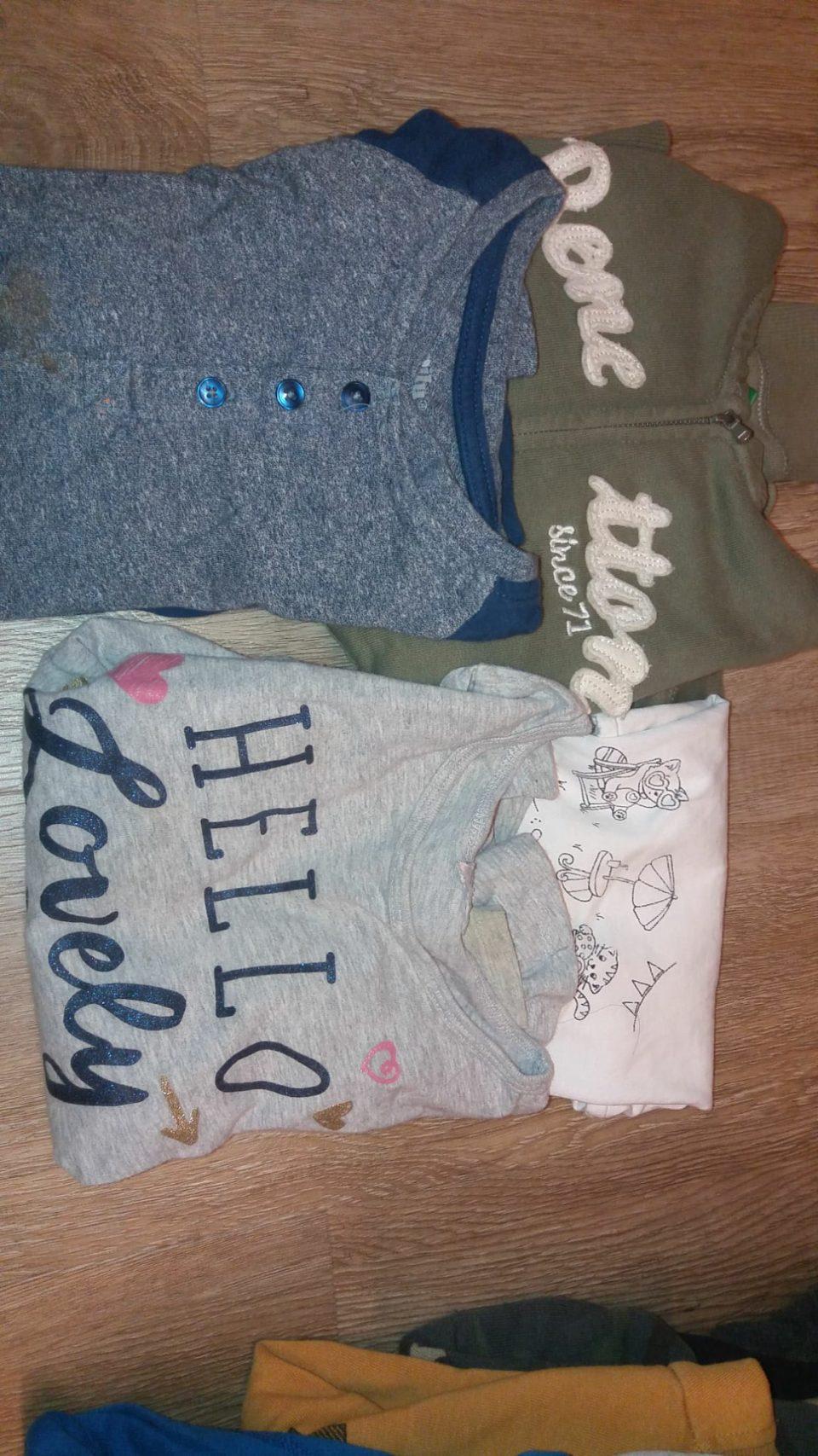 Lot de roba P4