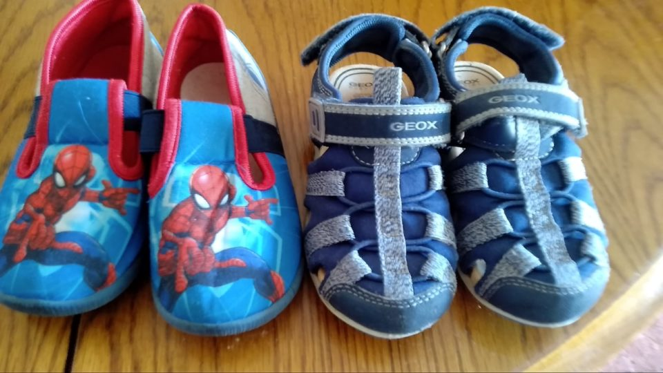 Sabatilles i sabates